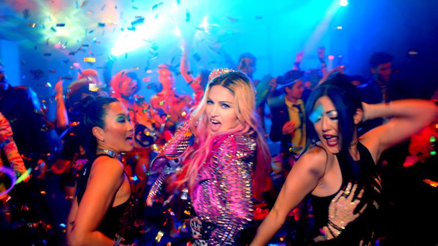 Madonna: Kreatywność nie mija