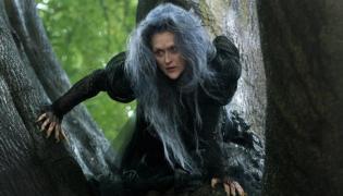 Meryl Streep straszy w lesie