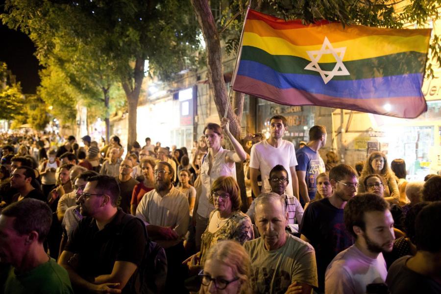 Marsz przeciwko przemocy w Jerozolimie