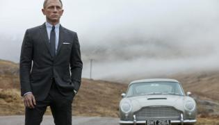 "1. James Bond – ""Skyfall"""