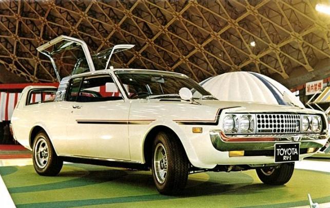 Toyota RV-1