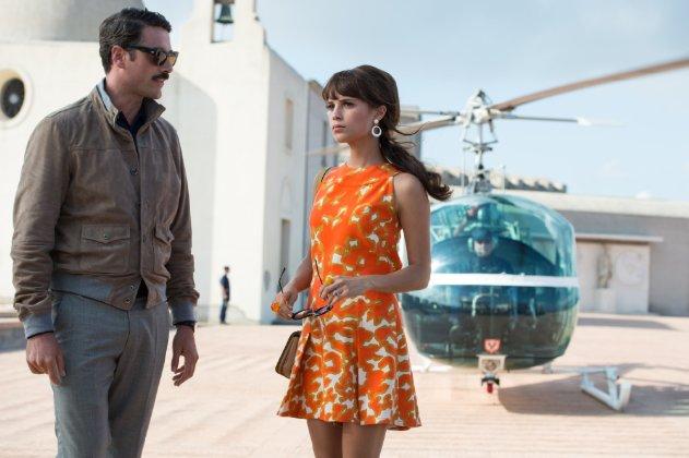 """Najważniejsze role Alicii Vikander: """"Kryptonim U.N.C.L.E."""""""