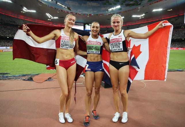 Najzgrabniejsze sportsmenki na świecie walczą o medale w Pekinie