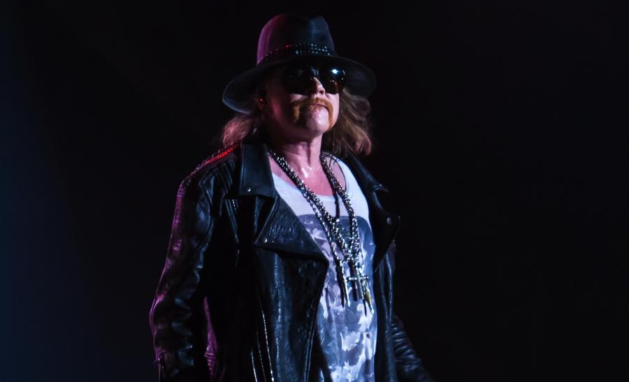 Axl Rose opowie o Guns N\'Roses we wtorek