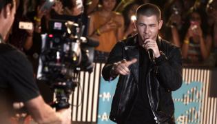 Nick Jonas na gali MTV Video Music Awards 2015