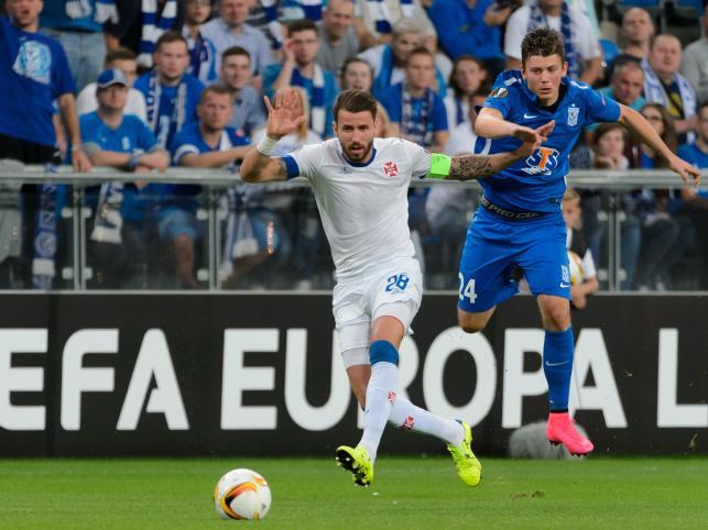 Liga Europy: Lech Poznań - Belenenses Lizbona