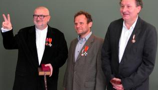 Witold Bereś, Krzysztof Burnetko i Artur Więcek