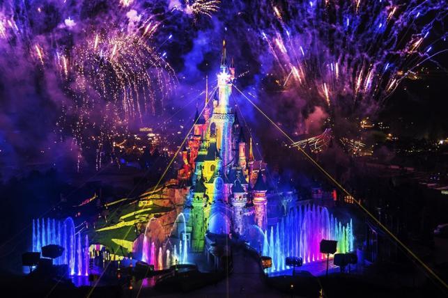 Disneyland w Paryżu