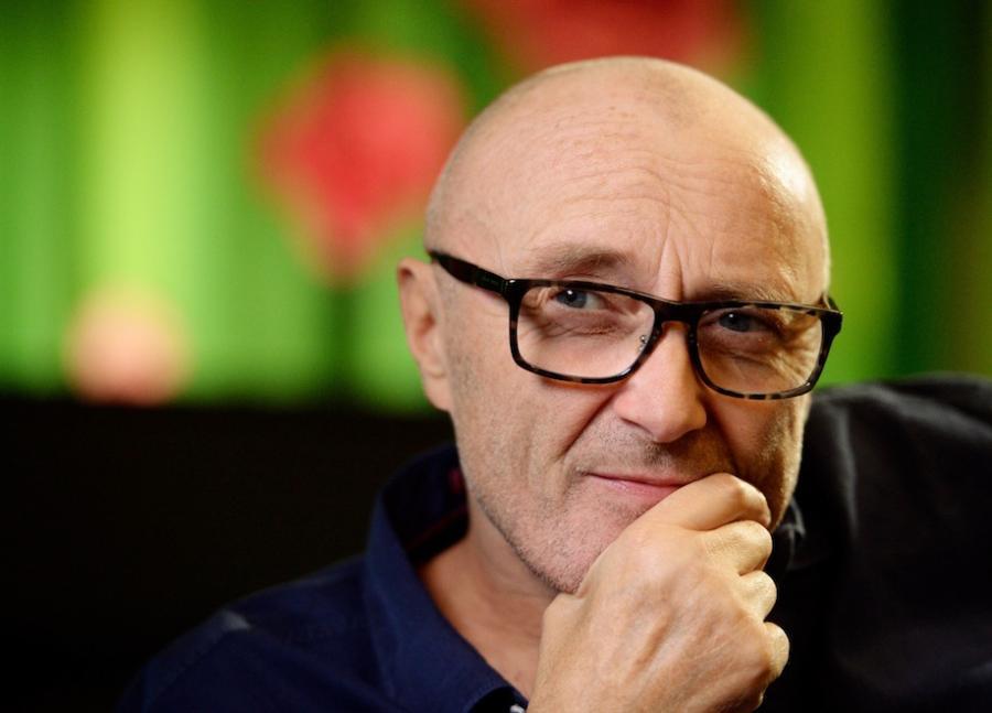 Phil Collins wydaje autobiografię