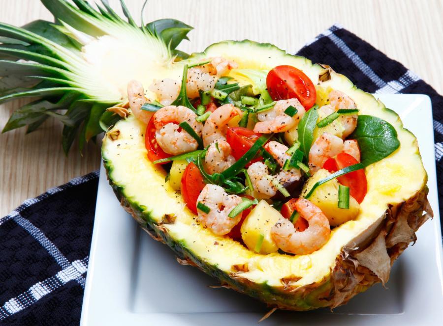 Ananas wspiera zdrowie psychiczne