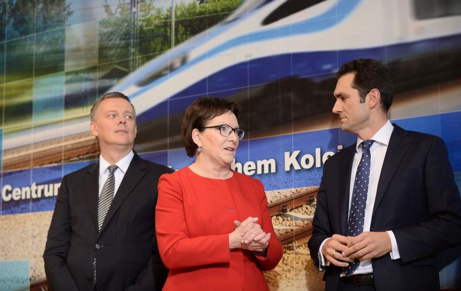 Tomasz Siemoniak, Ewa Kopacz, Piotr Malepszak