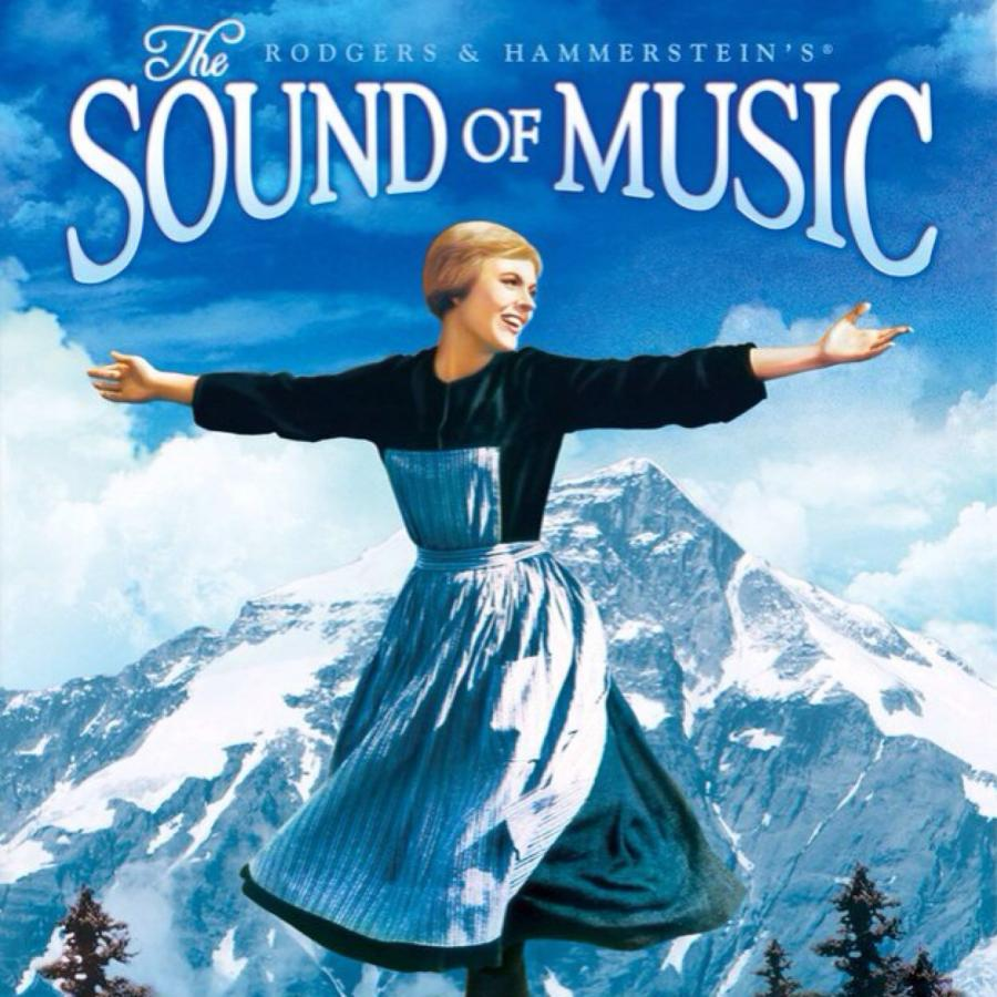"""2. """"The Sound Of Music"""" – Soundtrack"""