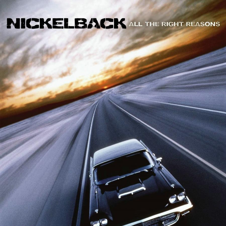 """9. """"All The Right Reasons"""" – Nickelback"""