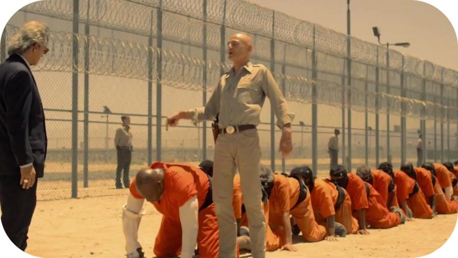 "2. ""The Human Centipede III: Final Sequence"""