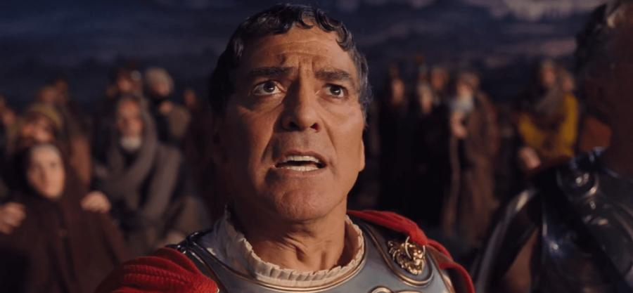 Geroge Clooney w trailerze \