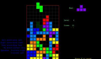 Tetris pomaga ofiarom wypadków