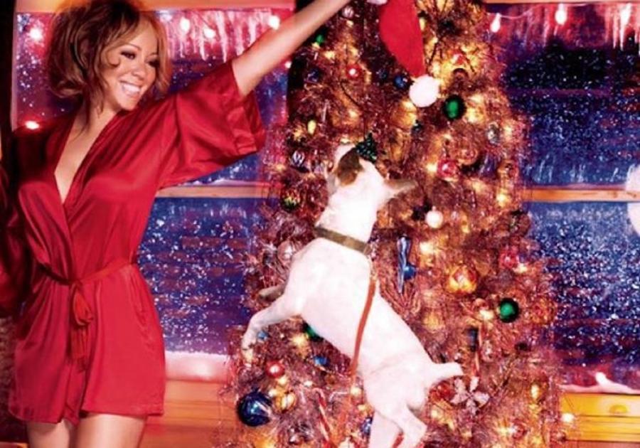 Wszystko, czego Mariah pragnie na święta...