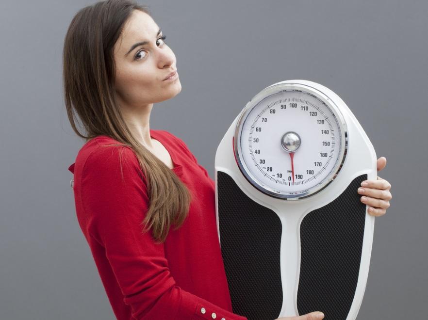 4. Za często się ważysz