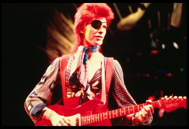 David Bowie w roku 1970