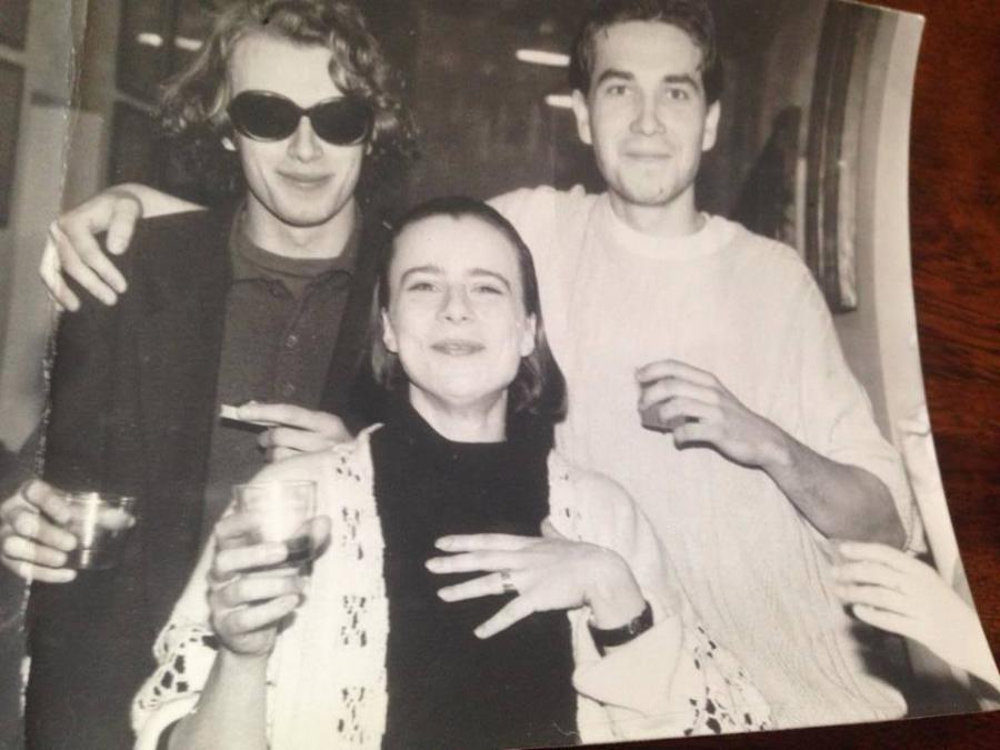 Marcin Dorociński, Wojtek Kalarus i Agata Kulesza