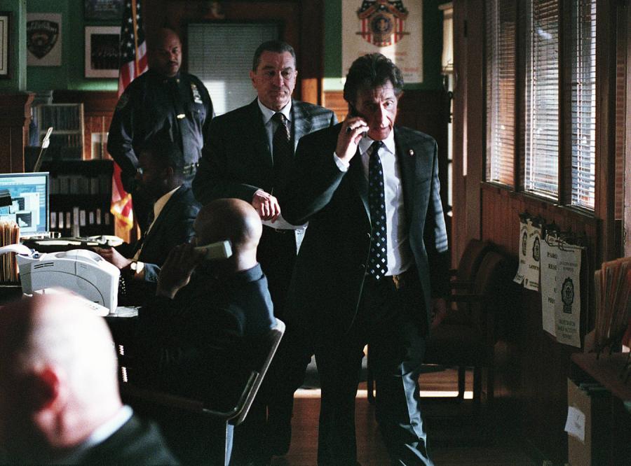 Turk i Rooster to policyjni partnerzy z długim stażem.