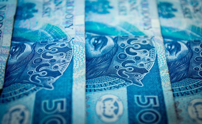 Banknoty po 50 złotych