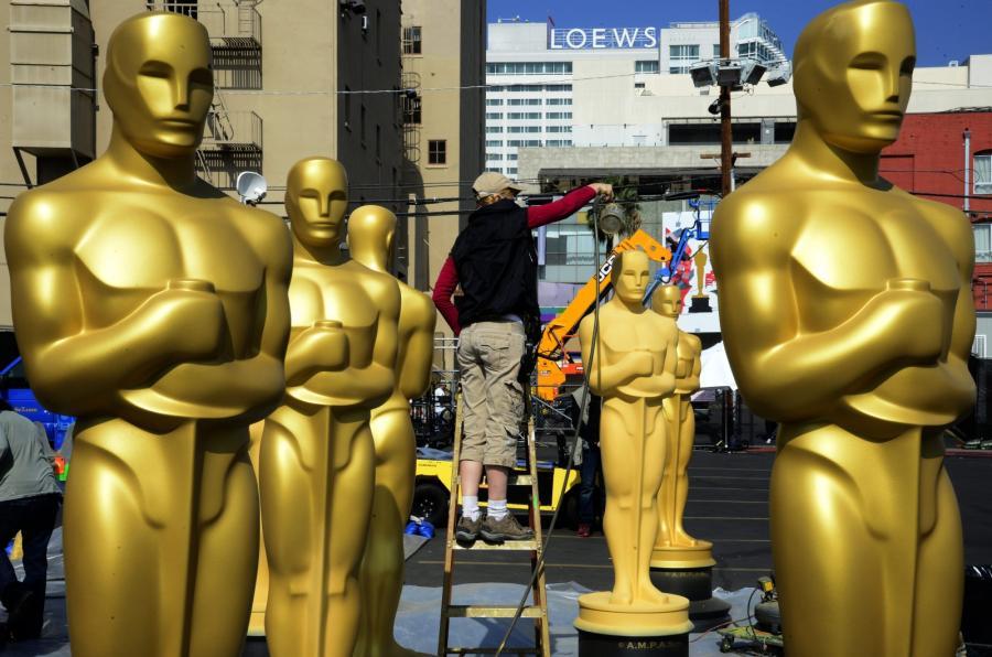 Oscary w tym roku zbyt \
