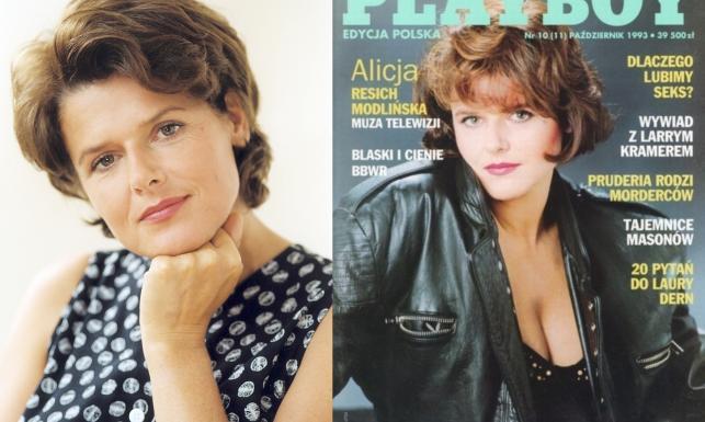 Alicja Resich-Modlińska kończy 61 lat. Tak zmieniała się ikona telewizji
