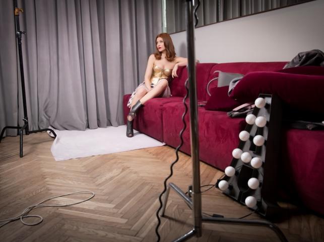 Ada Fijał w kampanii LOFT37 - kulisy planu zdjęciowego