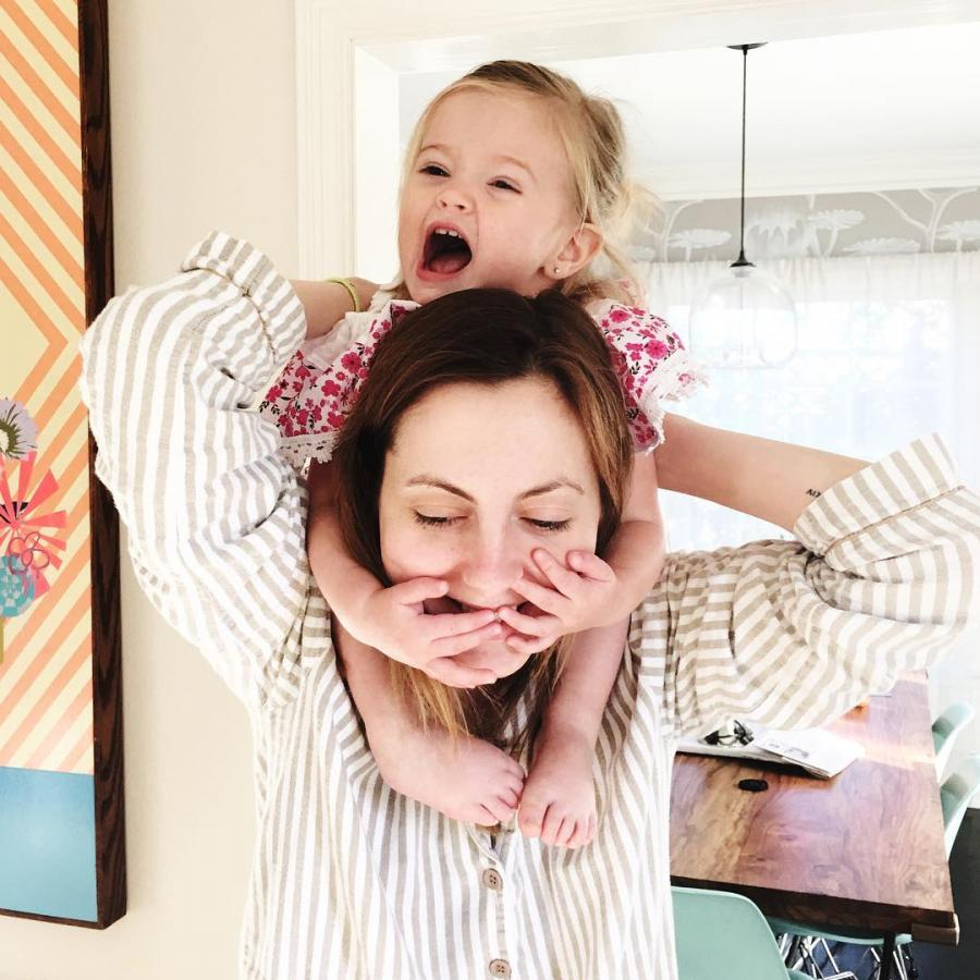 Eva Amurri z córeczką