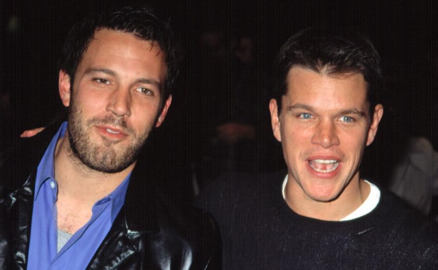 Matt Damon i Ben Affleck