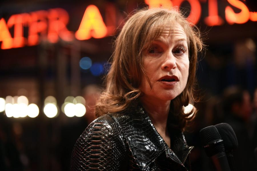 "Isabelle Huppert na premierze filmu ""L'Avenir"" (""Things to Come"")"