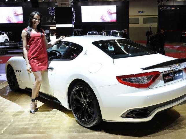 "Maserati GranTurismo S ""MC Sport Line"""