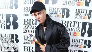 Justin Bieber laureatem Brit Awards 2016