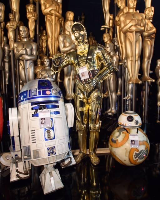 """""""Gwiezdne wojny"""" na Oscarach"""