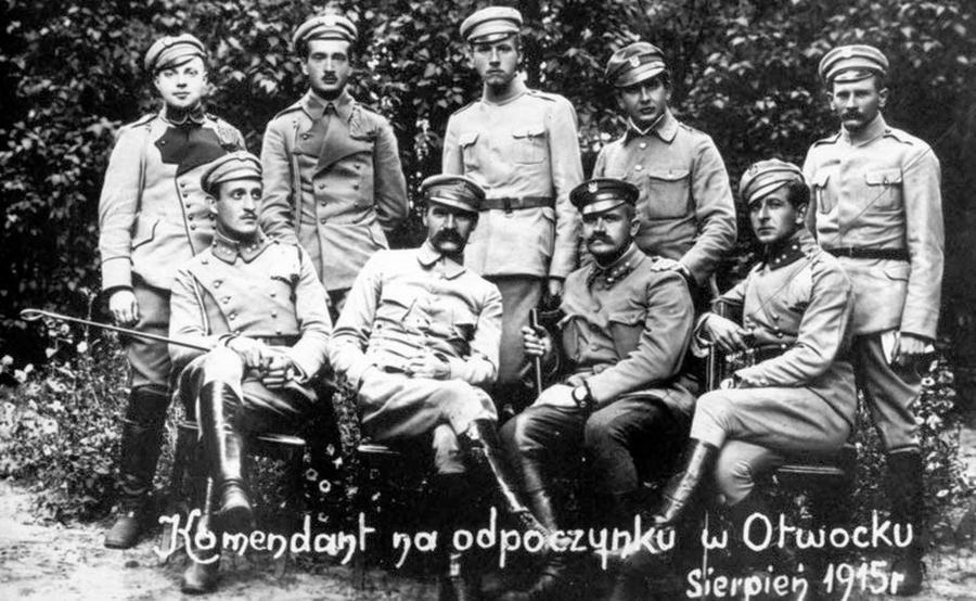 Konfident Piłsudski Ważne Postaci Historyczne Dziennikpl