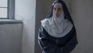 "Agata Kulesza w filmie ""Niewinne"""