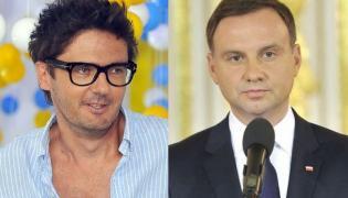 Kuba Wojewódzki, Andrzej Duda