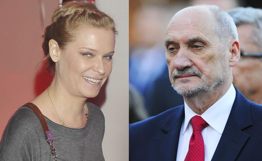 Paulina Młynarska, Antoni Macierewicz