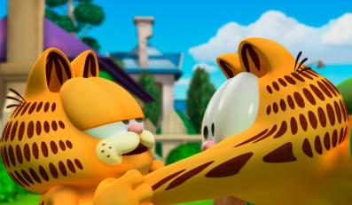 """""""Garfield: Koty górą"""""""