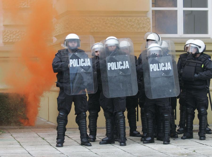 Który szef policji ma najgorsze pomysły?