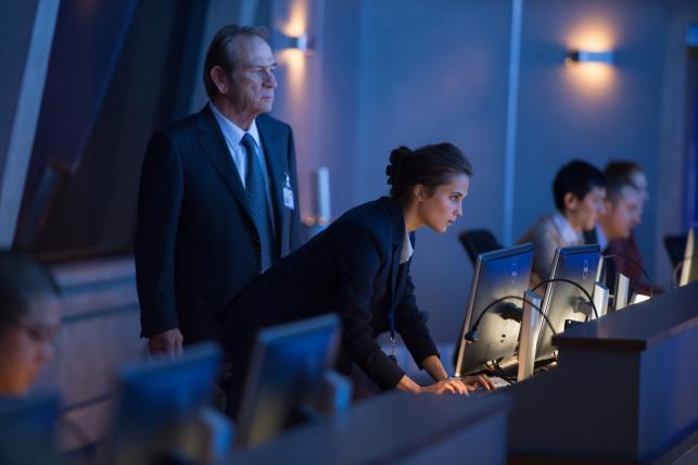 "Najważniejsze role Alicii Vikander: ""Jason Bourne"""