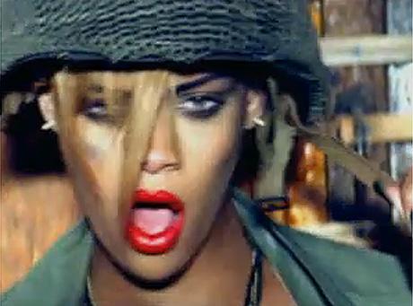 Rihanna idzie na wojnę. Zobacz klip