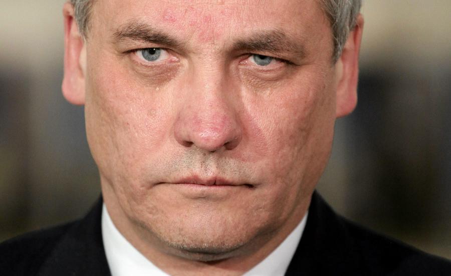 Wiceminister infrastruktury Jerzy Szmit