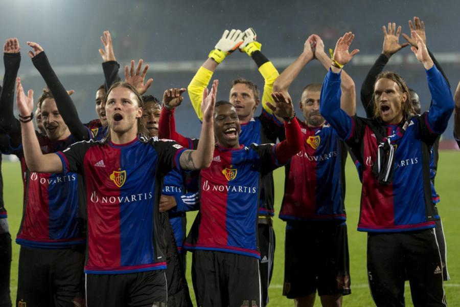 Piłkarze Basel