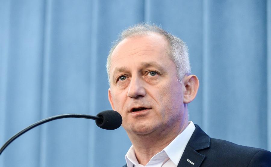 Sławomir Neumann, przewodniczący klubu PO
