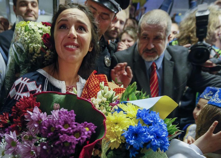 Poroszenko nadał piosenkarce Dżamali tytuł Narodowego Artysty Ukrainy