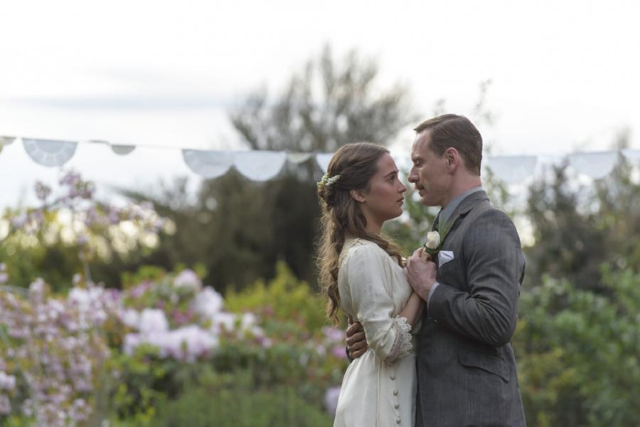 Alicia Vikander i Michael Fassbender razem w życiu i na ekranie