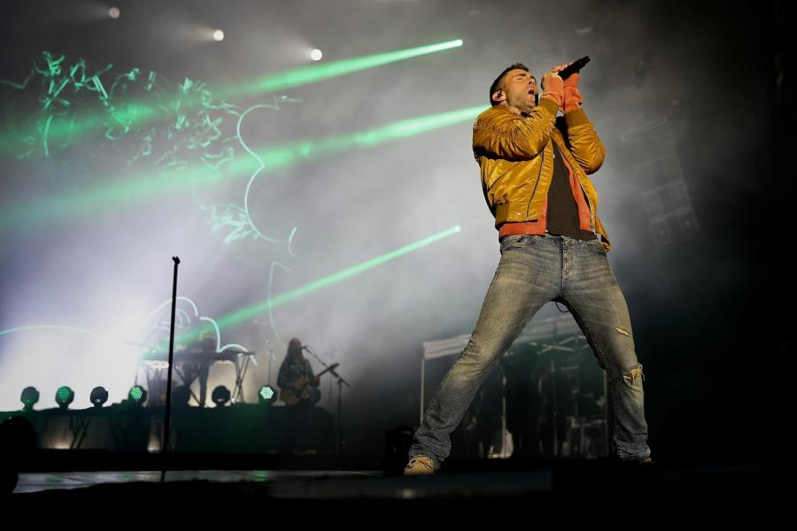 Maroon 5 zaprasza na koncert w Krakowie