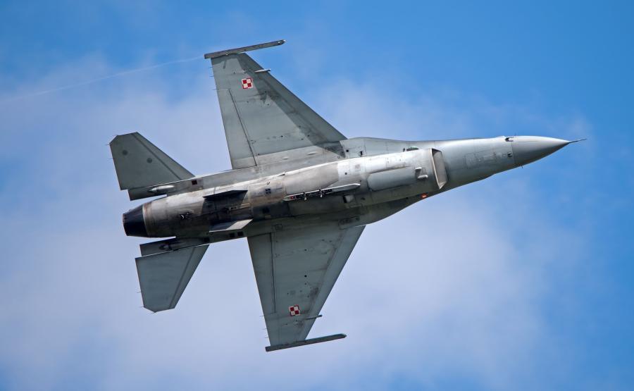 Polski myśliwiec F-16